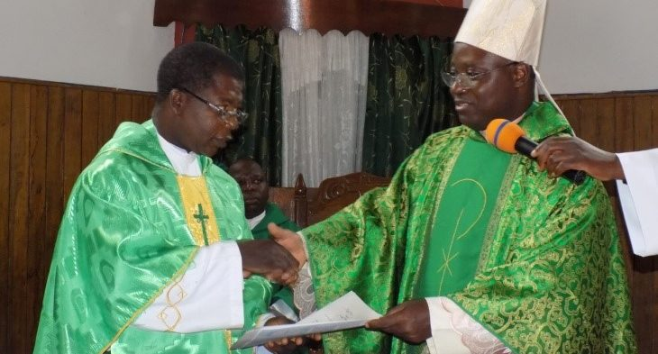 AUGUSTINE'S MAJOR SEMINARY GETS NEW RECTOR