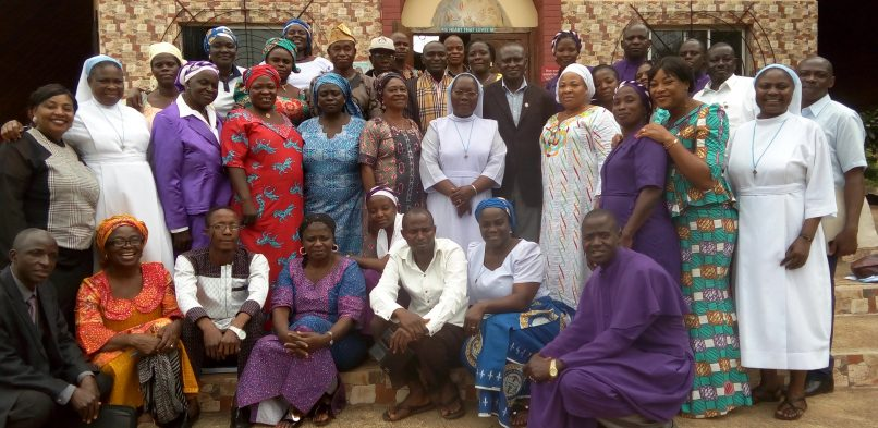 NEW MARRIAGE FORMATORS FOR JOS ARCHDIOCESE