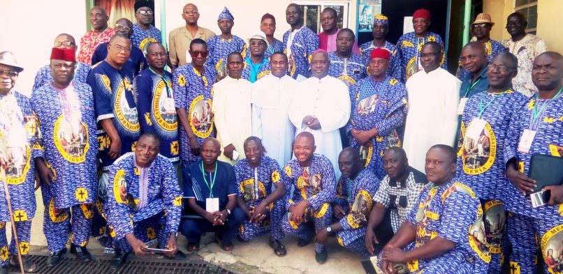 CMO HOLDS 22TH NATIONAL  CONVENTION