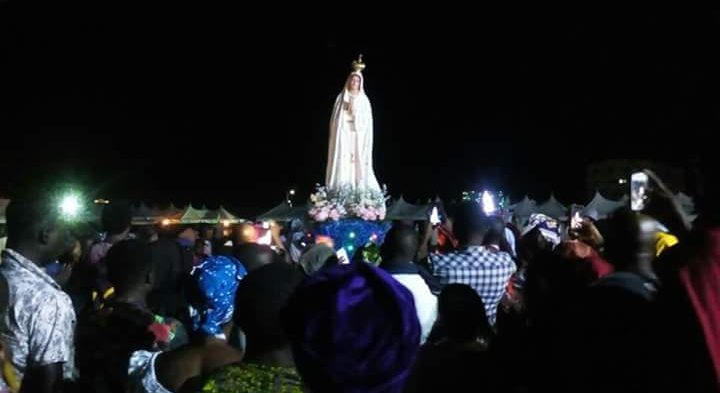 MARIAN YEAR CELEBRATION: NIGERIA RECONSECRATED TO MARY